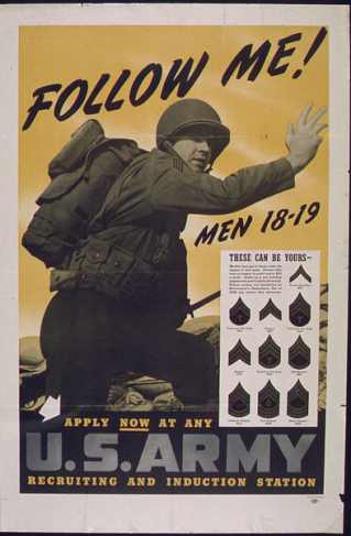 US Military Personnel WWII