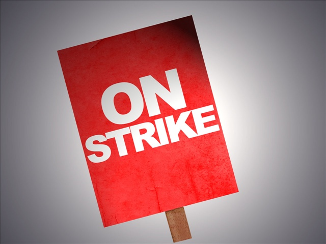 Post-WWII Labor Strikes