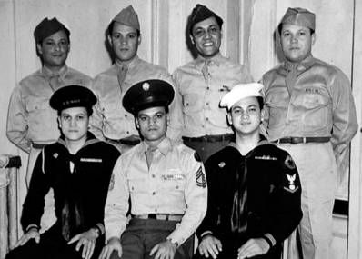 Mexican-Americans in WWII