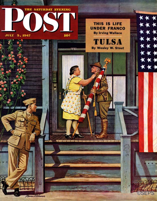 4th of July 1947