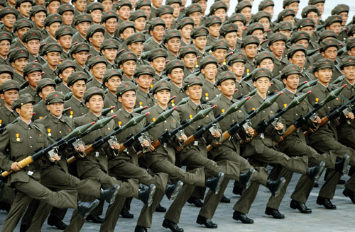 North Korean People's Army