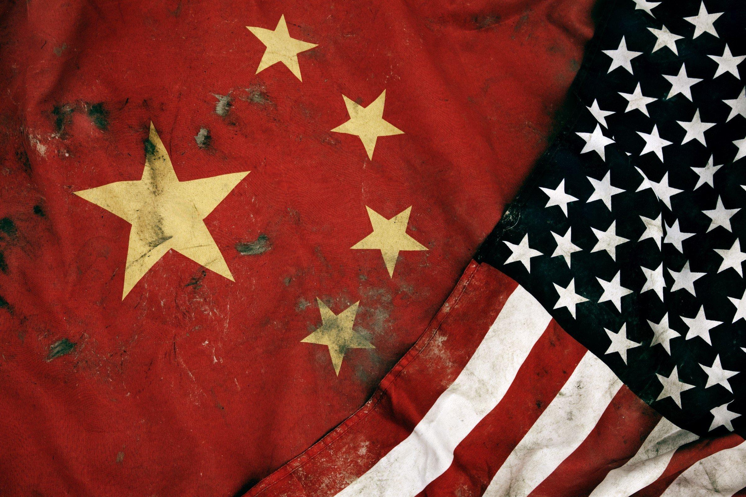 Storm Clouds ~ U.S. & China