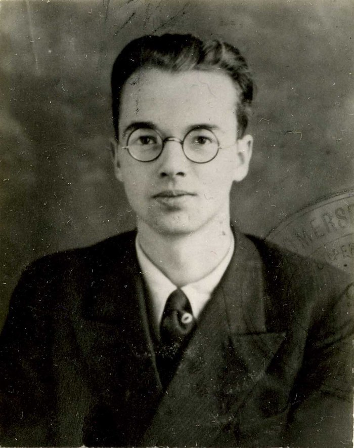 Klaus Fuchs Atomic Spy