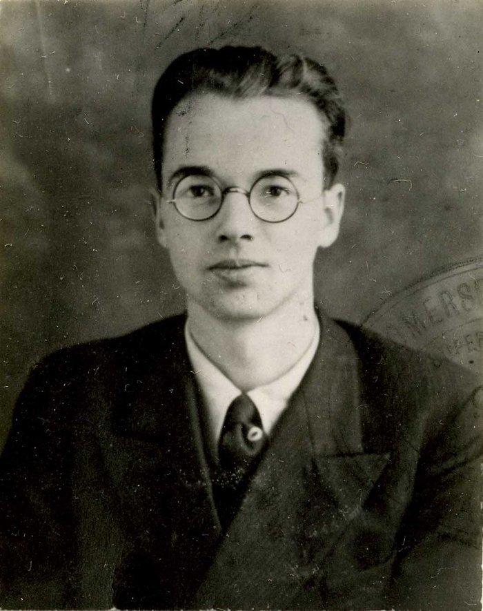 Klaus Fuchs Atomic Spy