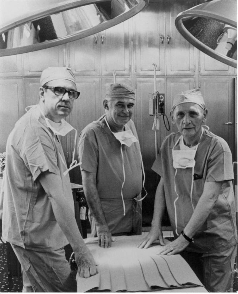 First Kidney Transplant