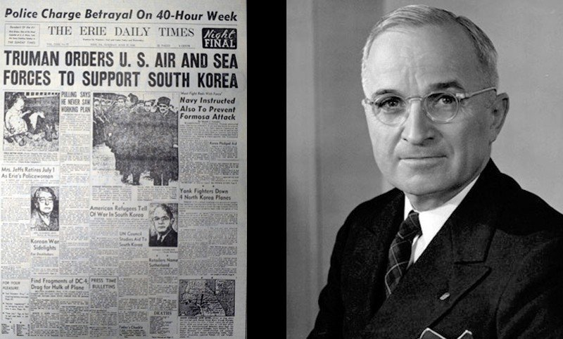 Truman Report: Korean War
