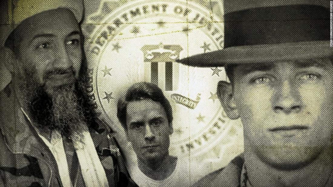 FBI Ten Most Wanted List