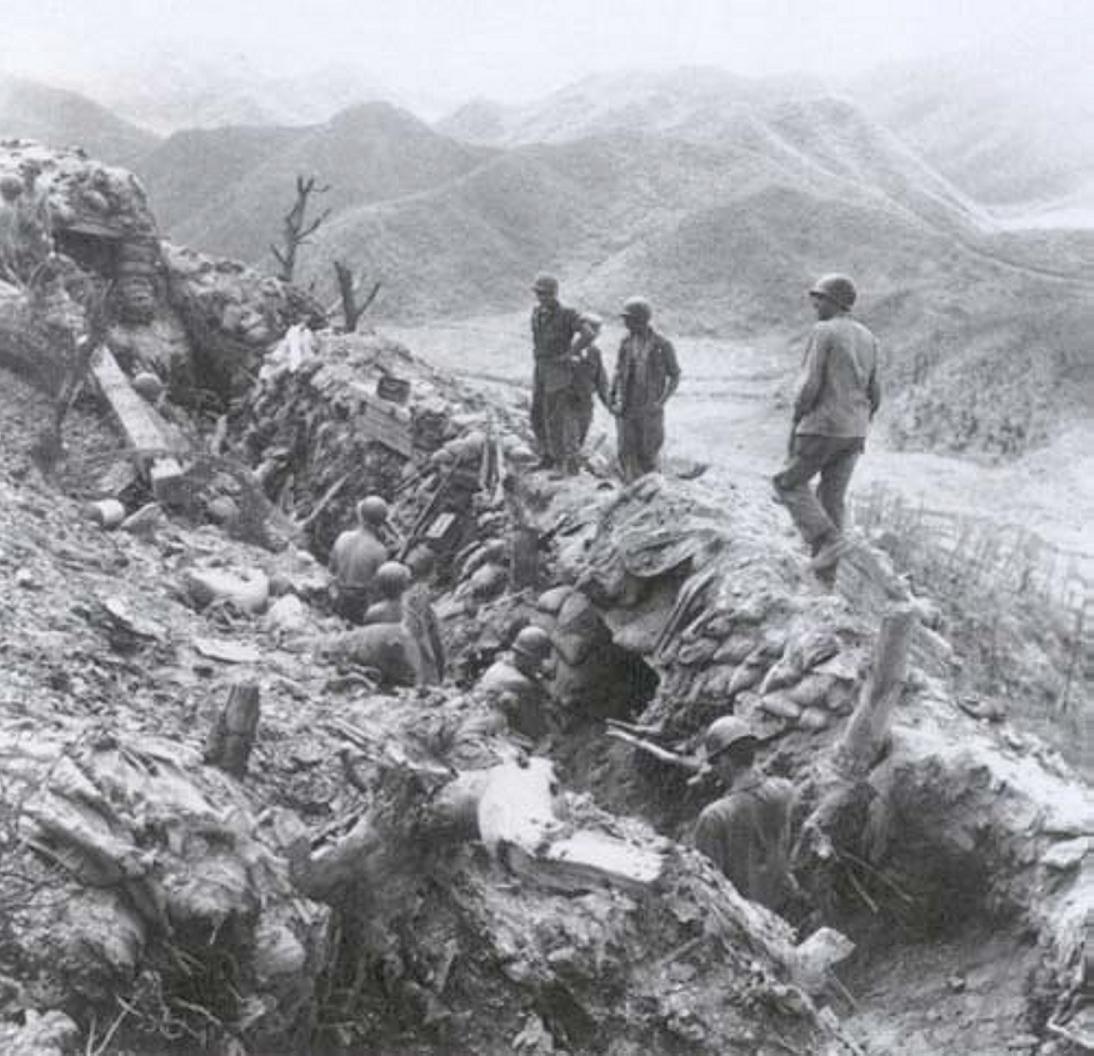 Battle of Pork Chop Hill