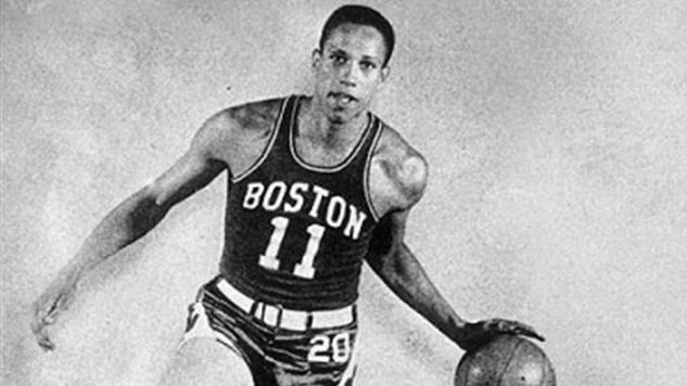 First Black NBA Player