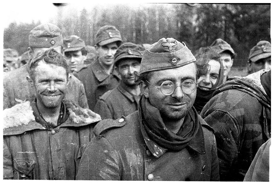 USSR Repatriates German POWs