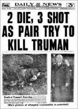 Truman Assassination Attempt