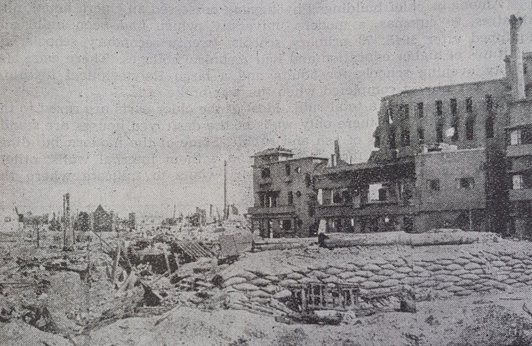 U.S. Bombing of Pyongyang