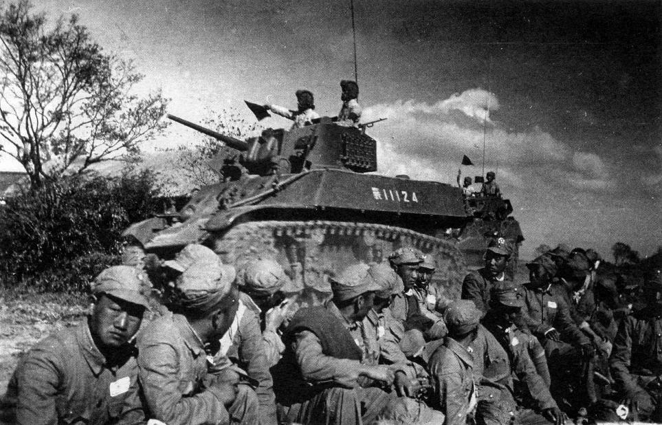 China Invades Tibet