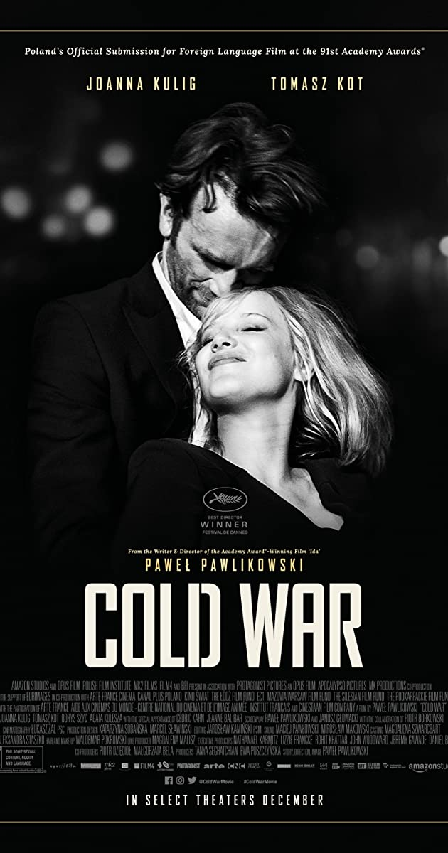 Cold War ~ Polish Movie