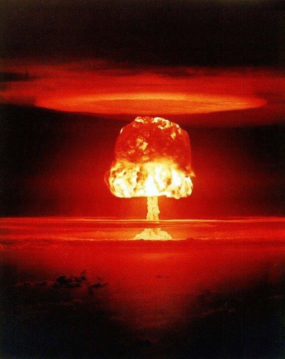 Truman Hints A-Bomb