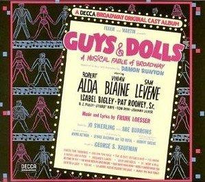 Guys and Dolls Award-Winning Broadway Musical