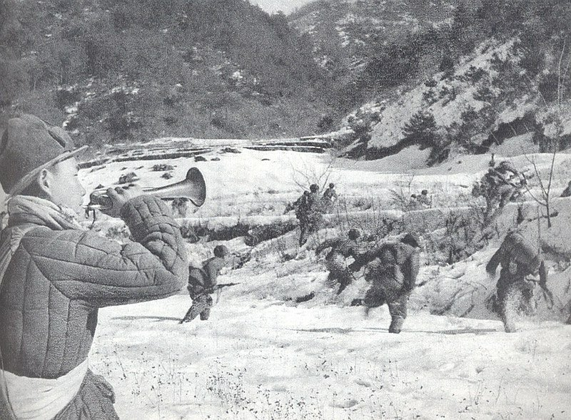 Chinese People's Liberation Army Attack
