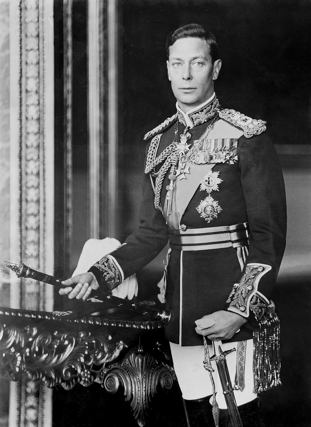 Death Of King George VI