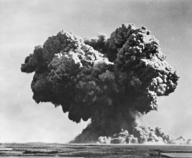 Britain Develops Atomic Bomb
