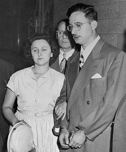 Julius and Ethel Rosenberg Executed