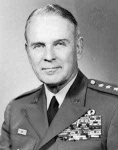 Lt. Gen. Maxwell D. Taylor Commands 8th Army