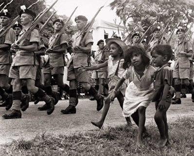Coup d'etat in British Guiana