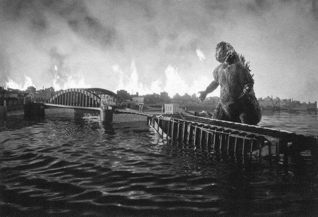 Godzilla, Them and the Creature from the Black Lagoon