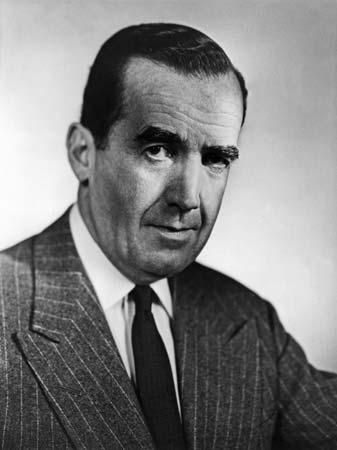 Edward R. Murrow vs. Joseph McCarthy